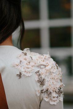 Belleza de apliques #flowers