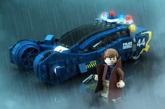 LEGO Blade Runner Spinner