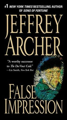 Going to start today but I am sure this would be interesting like all other Jeffrey Archer writings