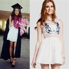 Awesome college graduation dress 2017-2018 Check more at http://bestclotheshop.com/dresses-review/college-graduation-dress-2017-2018/