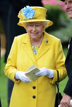 Royal Jewels of the World Message Board: Re: Royal Ascot 2018 - Day 1 King Queen Prince Princess, Princess Anne, British Monarchy, Duchess Of Cornwall, Royal Ascot, Prince Philip, Royal Jewels, Outfits With Hats, Message Board