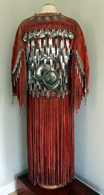 Yakut-Sakha costume