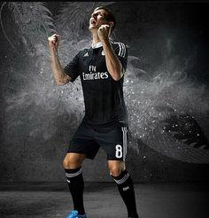 Equipacion Real Madrid tercera 2014-2015