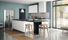 Kvik kitchen Linea