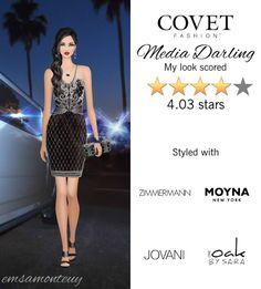 Media Darling @covetfashion  #covet #covetfashion #fashion #covetfall2015 #fall2015 #mediadarling