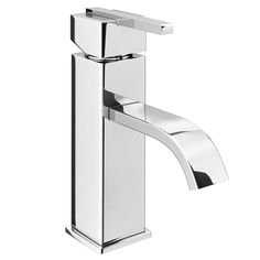 The beautiful Milan Modern Mono Basin Mixer with Waste will look amazing in…