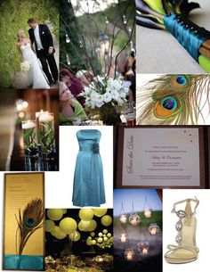 Flowers, Hair, Reception, White, Green, Dress, Ceremony, Makeup, Invitations, Bridesmaids, Gold, Inspiration, Board