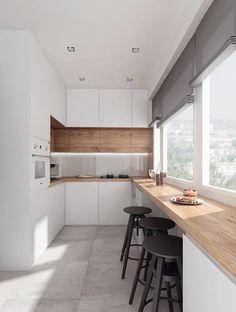 Mutfak hayatımızın büyük bir bölümünü geçirdiğimiz yerlerden birisi. Yemek yapmak hatta yemek yemek için bu mekanı sıklıkla kullanıyoruz. Mutfak tasarımları işte tam bu noktada önemli bir hale geliyor. Hem zevke hitap eden, hem de işlevsel bir şekilde hayatı kolaylaştıran tasarımlar tercih edilmektedir. Mutfak tasarımları öncelikle dekorasyon tarzı ile belirlenmektedir. Modern, country, rustik, vintage, endüstriyel hangisini seçerseniz seçin iyi bir dekorasyona ihtiyacınız olacaktır. Mutfak…