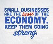 Small business love!