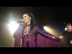 Saara Aalto with the first live performances of Don't Deny Our Love and My Touch during her Eurovision Wonderland concert at London's Under The Bridge in Apr. Our Love, Live, Concert, Youtube, Recital, Youtubers, Youtube Movies
