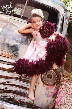 Plum+Licious+Girls+Princess+Dress+by+sharpsissors+on+Etsy,+$189.00
