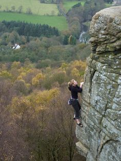 Climbing - Hazel Findlay