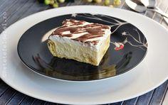 si Romanian Desserts, Eclairs, Tiramisu, Sweet Treats, Cheesecake, Ethnic Recipes, Food, Cakes, Afternoon Snacks