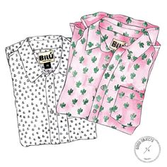 Good objects - And for the boys…. @bilu_menswear #goodobjects #illustration #watercolor