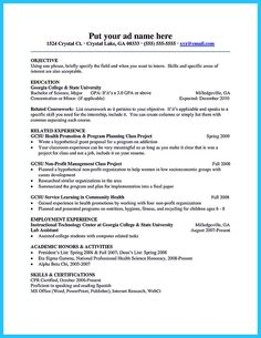 Resume For College Student With No Experience Cool Best Current College Student Resume With No Experience