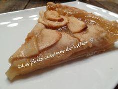 Tarte aux pommes et au caramel d'érable de Esther b - Portions: 8 Ingrédients 3/4 de tasse (180 ml) de sirop d'érable 1/4 de tasse (60 ml) de lait 1/3 tasse (60 gr) de cassonade 1 c. à thé (cc...