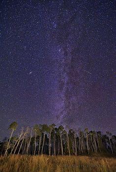 Milky Way, Wyoming