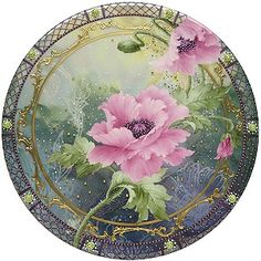 .Knew of a lady that gave China Painting lessons-her work was beautiful.  No longer there now that I'm retired :(