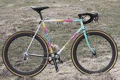 Van Tuyl Steel Cyclocross Bike