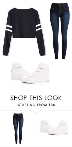 """""""Untitled #149"""" by prtty-gurl ❤ liked on Polyvore featuring Renben"""