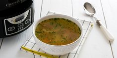 Supa de pui, made by Jamila Cuisine
