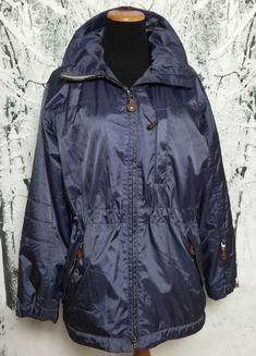 POSTCARD Womens Ski Snowboard Winter PARKA Jacket Coat Made In Italy Sz 6  553006e85