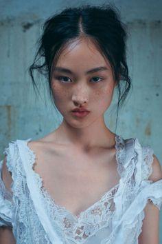 Jing Wen by Stefan Khoo for L'Officiel Malaysia, February 2016
