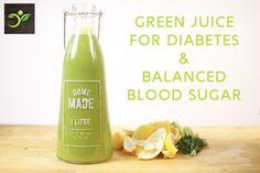 Green Juice for Diabetes & Balanced Blood Sugar « Diabetic-Diet-Guide.com