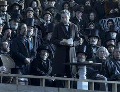 Lincoln. L'histoire du 13e amendement et du Président qui l'a porté, par Steven Spielberg. #Lincoln #LincolnMovie #Cinema