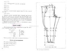 riding-breeches pattern