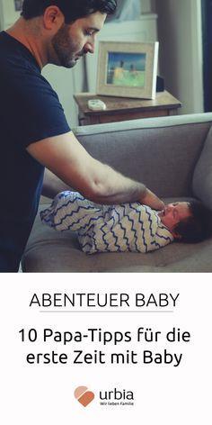 Das Baby ist da. Und plötzlich ist alles anders. Freude, Fragen, Augenringe. Du bist Papa! Einfach toll, dass eine aktive Vaterschaft immer mehr Männern wichtig ist. Was du jetzt für dein Baby und deine Partnerin tun kannst? Sie beschützen und unterstützen!