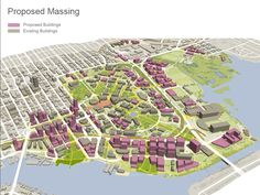 Design Perspectives: UW eyes 8 million square feet of new buildings