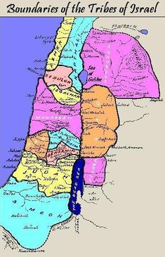 "These are the boundaries by which you are to divide the land for an inheritance among the twelve tribes of Israel, with two portions for Joseph. 14 You are to divide it equally among them. Because I swore with uplifted hand to give it to your forefathers, this land will become your inheritance. 15 ""This is to be the boundary of the land: ""On the north side it will run from the Great Sea by the Hethlon road past Lebo Hamath to Zedad, 16 Berothah and Sibraim (which lies on the border between…"