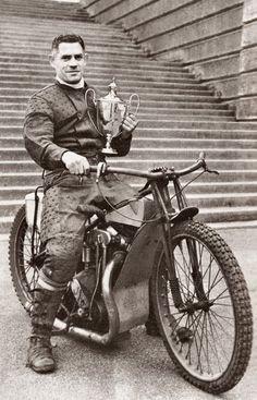 Tommy Price-Speedway World Champion 1949