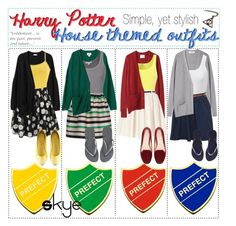 Harry Potter House Quiz Magiquiz out Harry Potter Quiz Percentage Mode Harry Potter, Harry Potter Dress, Harry Potter Cosplay, Harry Potter Style, Harry Potter Outfits, J'ai Dit Oui, Fandom Outfits, Movie Outfits, Character Inspired Outfits