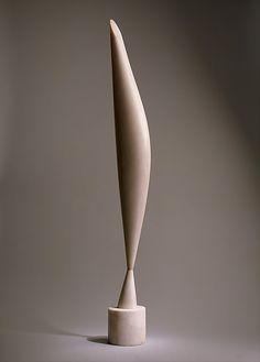 Bird in Space - 1923. Marble.  Constantin Brancusi