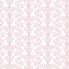 0imply Swirls (Pink) Shelf Paper & Drawer Liner - Chic Shelf Paper