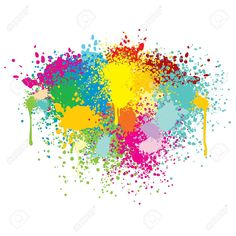colorful painting - Google 検索