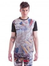 PRINTED T-SHIRT BY HYAKINTH