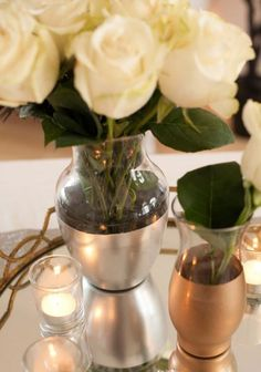 10 Simple and Beautiful New Year's Eve Party Decorations - Homes and Hues