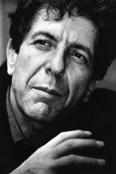 Leonard Cohen's sex hair appreciation blog