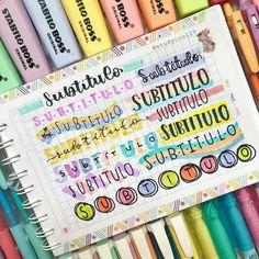 Bullet Journal And Diary, Bullet Journal Writing, Bullet Journal Banner, Bullet Journal School, Bullet Journal Aesthetic, Bullet Journal Ideas Pages, Bullet Journal Layout, Bullet Journal Inspiration, Hand Lettering For Beginners
