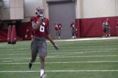 Watch Alabama's defensive backs at Friday's practice