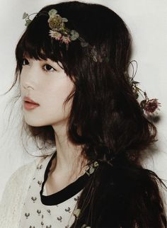雪梨, sulli for instyle korea march 2012