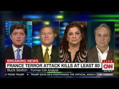 Buck Sexton destroys idiot lefty professor who thinks ISIS isn't 'coming...
