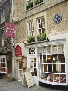 Sally Lunns in England