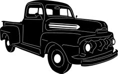 "Search Results for ""dxf-files-sample-collection"" Silhouette Images, Silhouette Projects, 1951 Ford Truck, Plasma Cutter Art, Cars Coloring Pages, Old School Cars, Vinyl Shirts, Cricut Creations, Vinyl Projects"