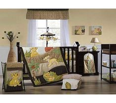 Gender-Neutral Disney Nursery Idea | Disney Baby I love the lion king so when we have a boy this will be his theme