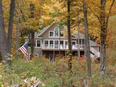 Cottage vacation rental in Central Lake from VRBO.com! #vacation #rental #travel #vrbo