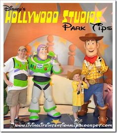 Hollywood Studios park tips - #7 in Dreaming of Disney vacation series with tip for your Disneyworld vacation